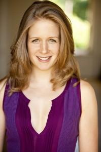 Julia Nachtmann spielt die Rolle der Adele Schopenhauer.