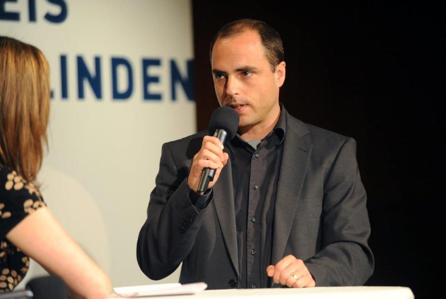 Lukas Holliger. Foto: Anna Kaduk, Filmstiftung NRW
