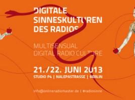 Digitale Sinneskuturen des Radio