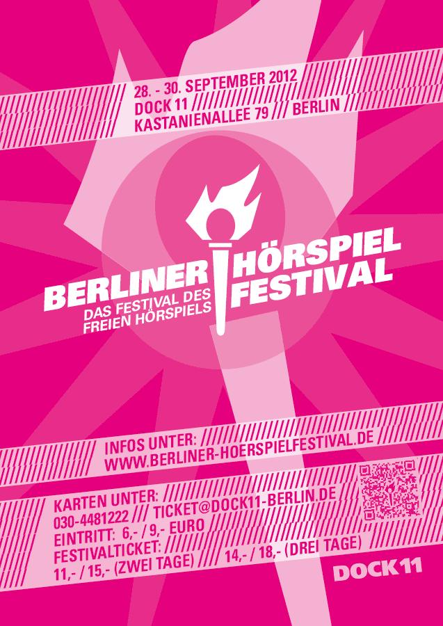 4. Berliner Hörspielfestival 2013