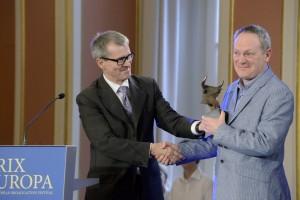 Denis Nowlan, Peter Mulryan. Foto: Prix Europa.