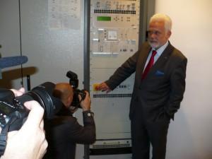 D-Radio Intendant Willi Steul