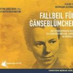 Maximilian Schönherr: Fallbeil für Gänseblümchen