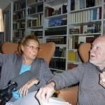Nadja Tiller, Fritz Lichtenhahn. Foto: Jean-Claude Kuner.