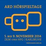 ARD Hörspieltage 2014 Logo