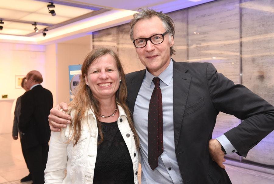 Christiane Altenburg (Verlag der Autoren), Hermann Bohlen © Heike Herbertz / Film- und Medienstiftung NRW