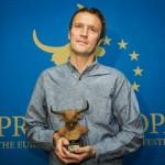Alan Hall. Bild: Prix Europa.