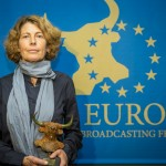 Johanna Braun. Bild: Prix Europa.