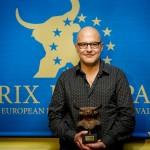 Mehdi Ahodig. Bild: Prix Europa.