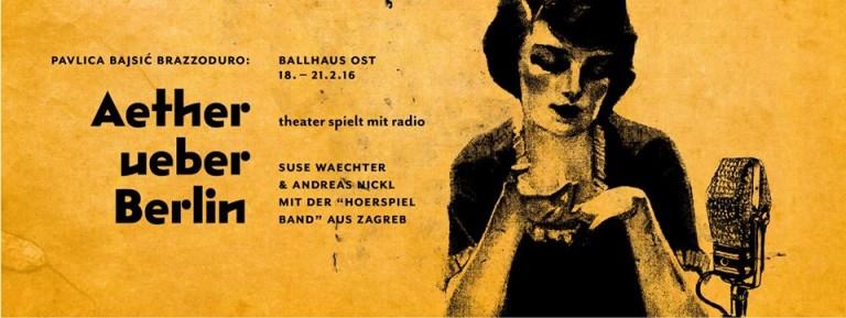 Aether ueber Berlin