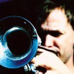 Marco Blaauw mit Trompete.
