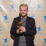 Prix Europa 2016 Winner Radio Documentary Mikkel Ronnau. Photo: David von Becker