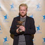 Prix Europa 2016 Winner Radio Documentary Mikkel Ronnau. Photo: David von Becker