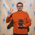 Prix Europa 2016 Winner Radio Fiction Andres Noormets Photo: David von Becker