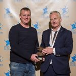 Prix Europa 2016 Winner Radio Investigation Frank Shouldice and Liam O´Brian. Photo: David von Becker