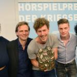 Team des Gewinner Hörspiels >>Screener
