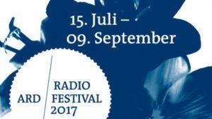 ARD Radiofestival 2017 Logo