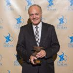 Prix Europa 2016 Winner Lifetime Achievement Award Peter Boudgoust. Photo: David von Becker