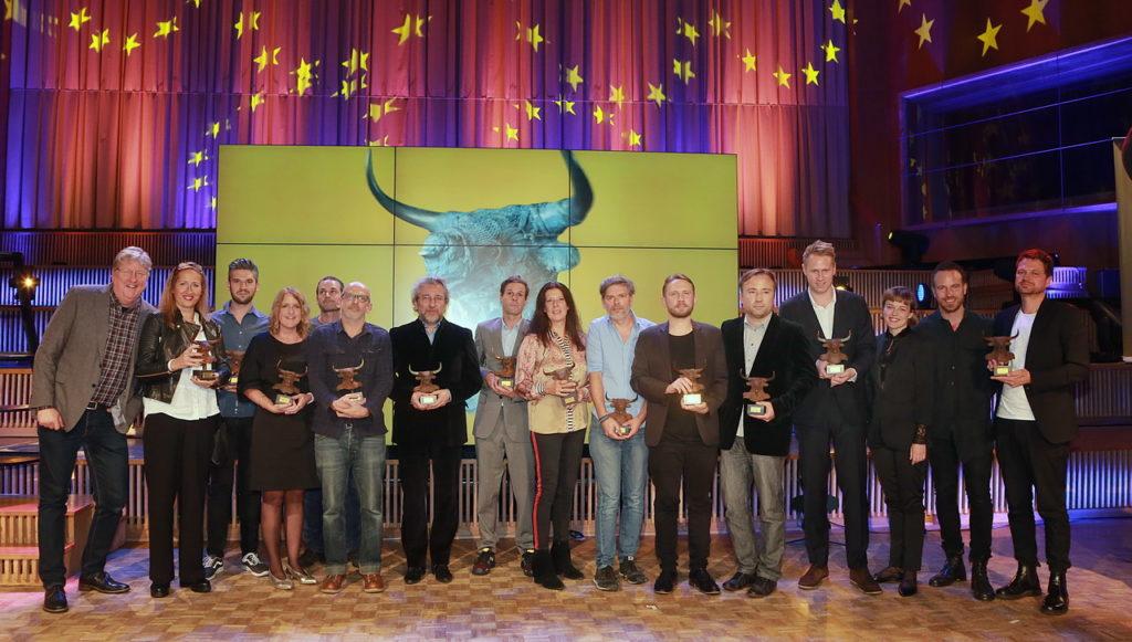 Prix Europa 2017 Die Gewinner. Bild: Christian Schulz / Prix Europa.