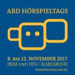 ARD Hörspieltage 2017