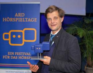 Lars Rudolph. Bild: SWR/Peter A. Schmidt