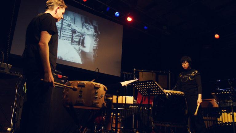 Rie Watanabe und Dirk Rothbrust. Bild: Fati Baghaturia