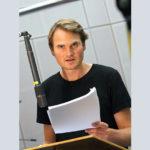Fabian Hinrichs. Bild Monika Maier / SWR.