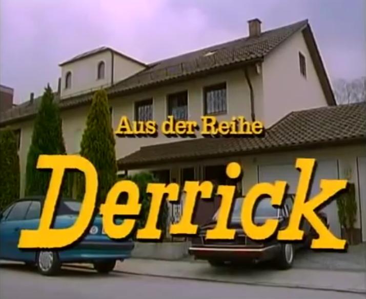 Derrick. Bild: ZDF (Screenshot)