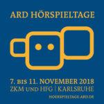 ARD-Hörspieltage 2018 in Karlsruhe