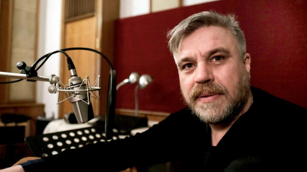 Aljoscha Stadelmann. Bild: Andreja Andrisevic/Radio Bremen.