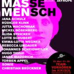 Ernst Toller: Masse Mensch.