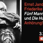 Anhörung! Ernst Jandl / Friederike Mayröcker, AdK Berlin