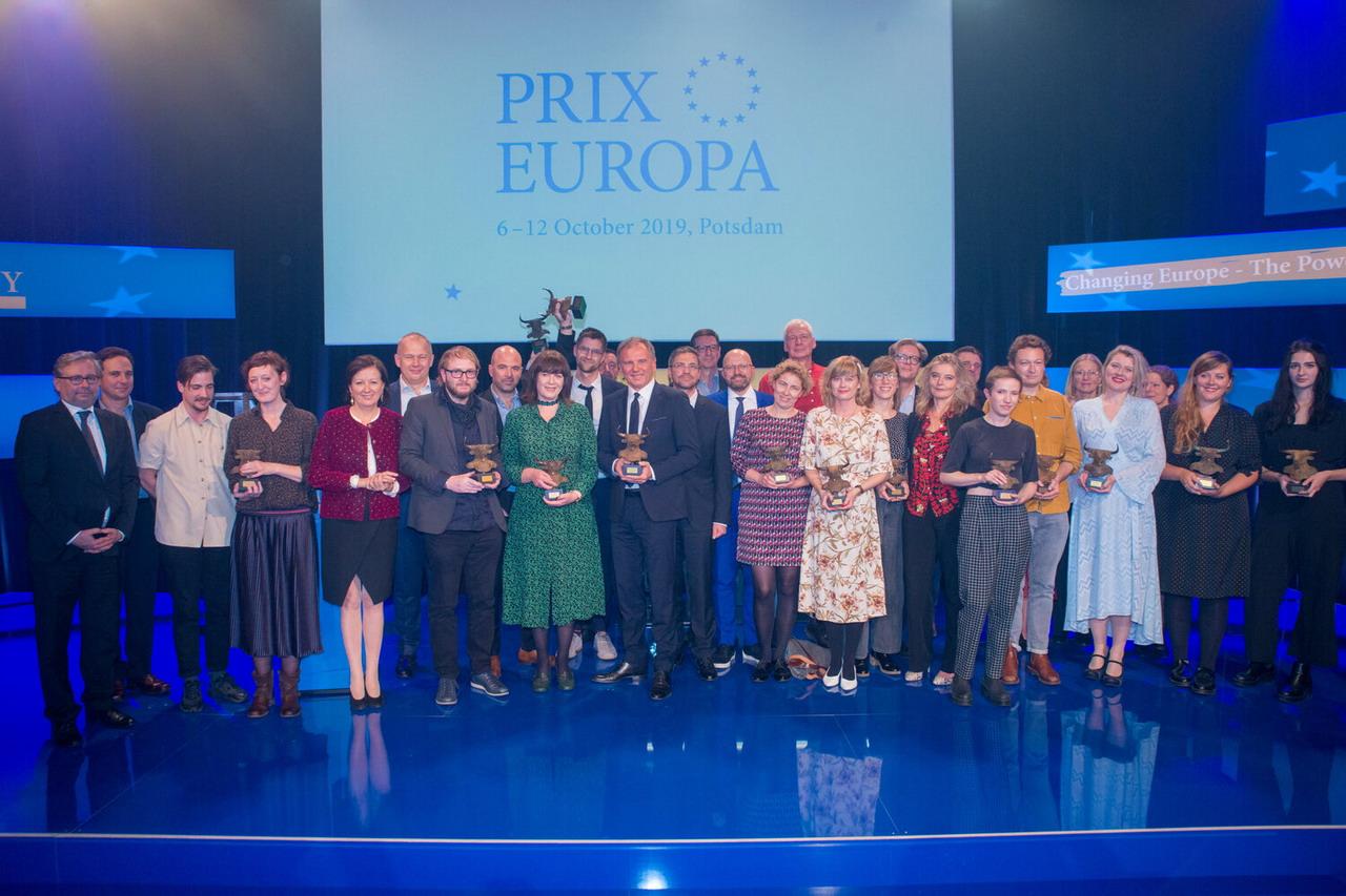 Prix Europa 2019 Gewinner