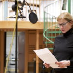 Dörte Lyssewski als Ruth Johanna Benrath