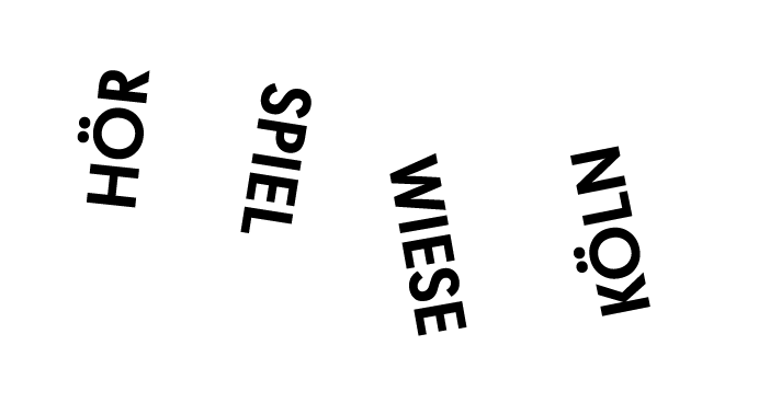 Hoerspielwiese logo_textonly