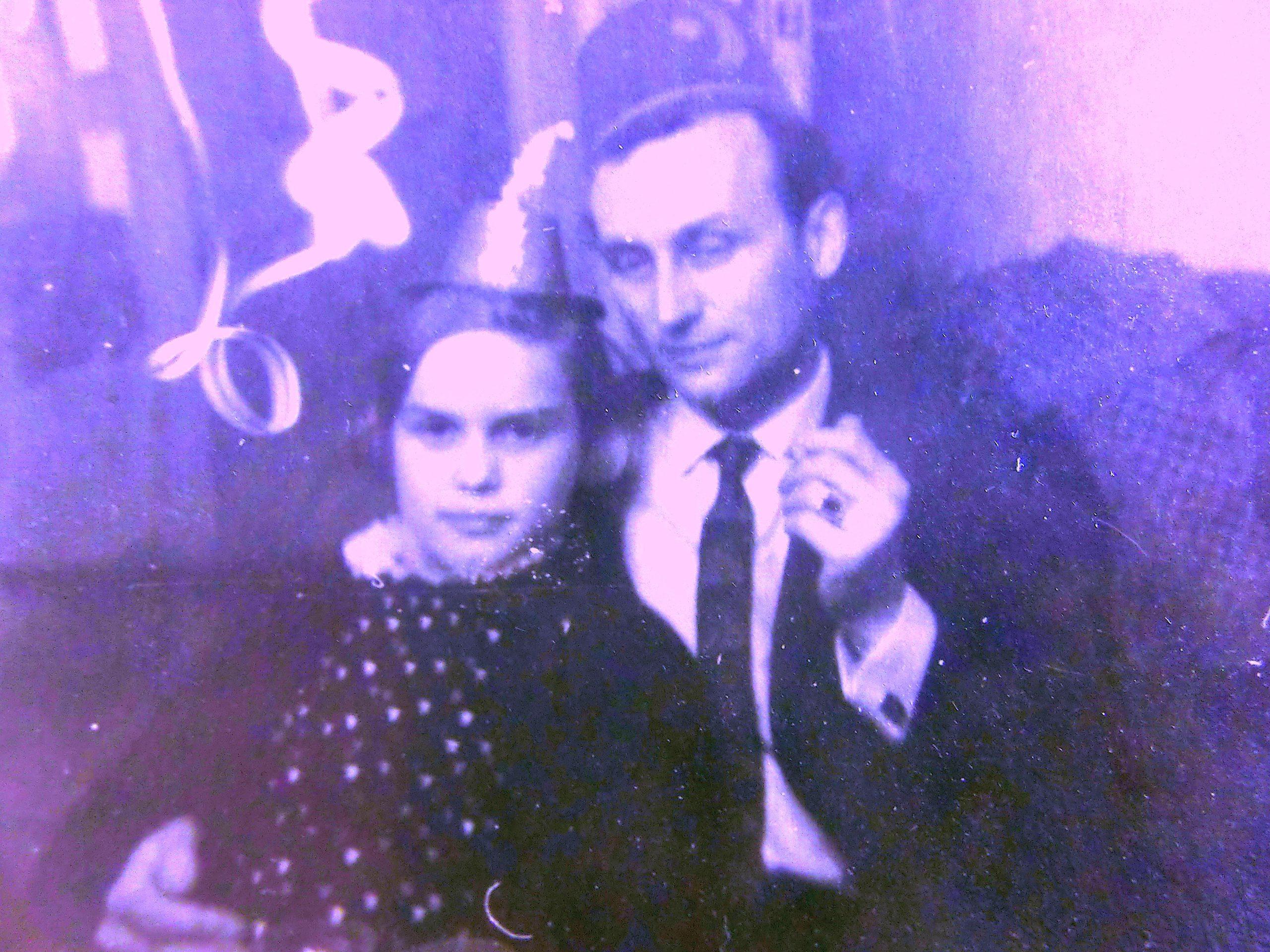 Lissy und Mann