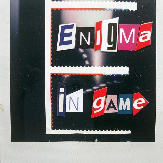 Stephan Krass: Enigma in Game