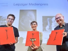 Paul Plamper, Ulrike Almut Sandig, Walter Filz